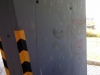 Vyčistenie od graffiti absencia anti-graffitové ochrany Trnava2
