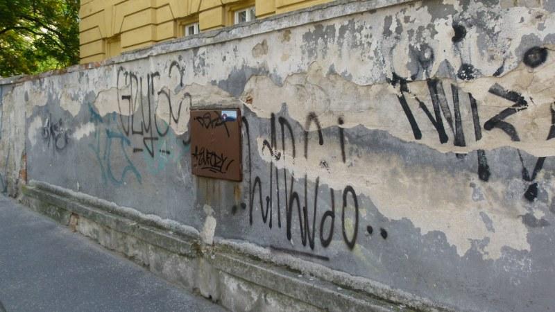 Odstránenie graffiti Trnava
