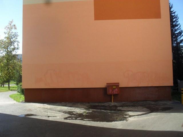 Antigraffiti náter – Antigraffiti systém TrnavaAntigraffiti náter – Antigraffiti systém Trnava