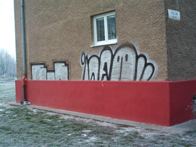 Antigraffitová ochrana prevencia proti graffiti Trnava